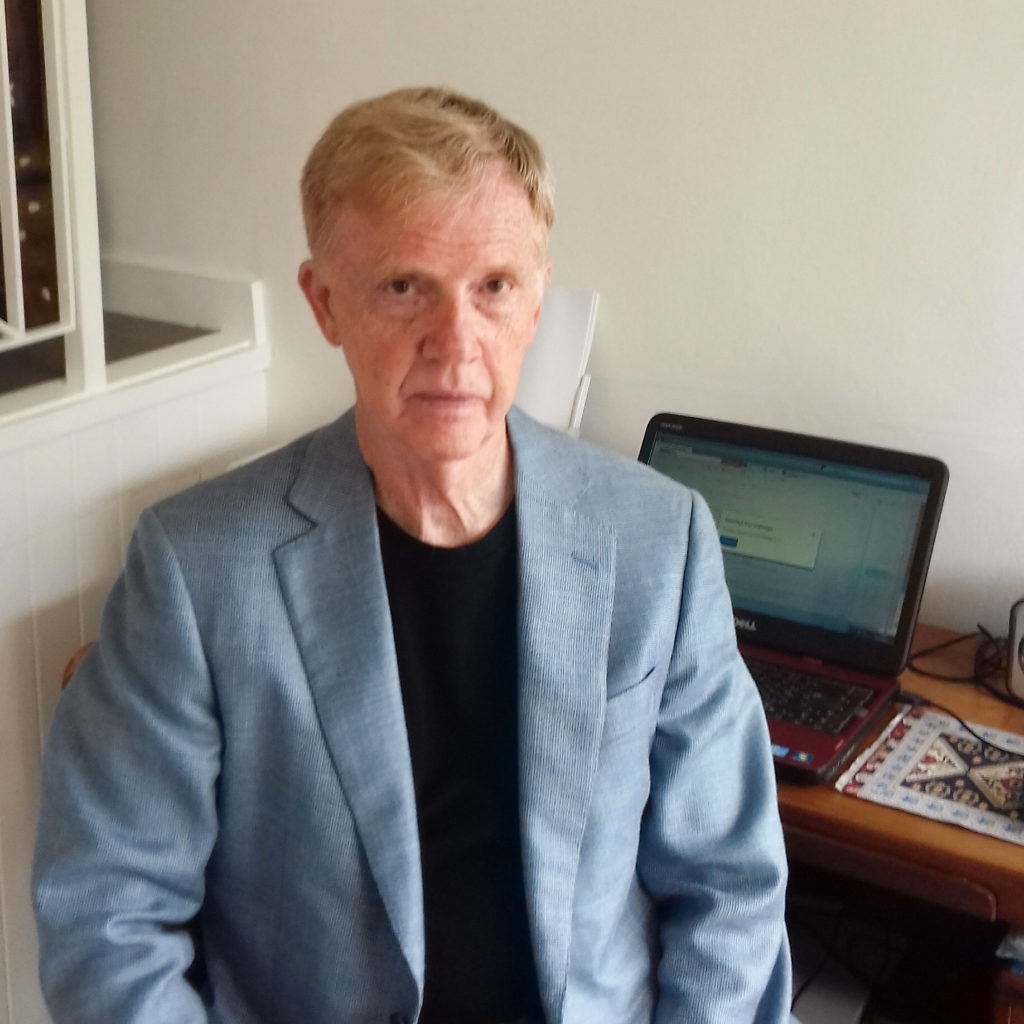 Ambassador Peter Ford.