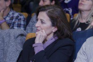 Lola Bañon en Sagunt con el gallego (2)
