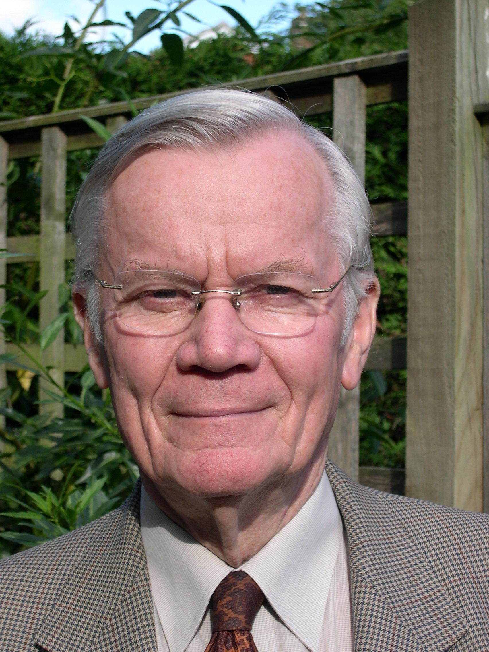 Ambassador Sir Harold Walker