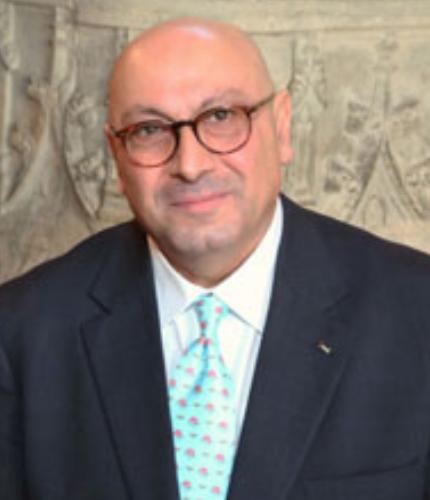 Ambassador Dr Manuel Hassassian.