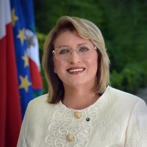 """<a href=""""https://ccps21.org/boards/board-of-patrons/h-e-president-marie-louise-coleiro-preca"""">H.E. President Marie-Louise Coleiro Preca</a>"""